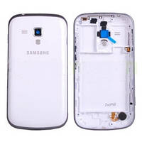 Корпус для телефона Samsung S7562 белый