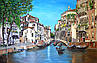 Живопись картина холст масло (твоя Венеция)