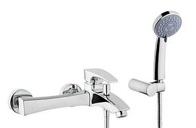 Смеситель для ванны Invena Nikea Exe BW-07-001