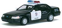 Машинка 1:42 Kinsmart легковая 5 KT5327W FORD CROWN VICTORIA POLICE  , металл