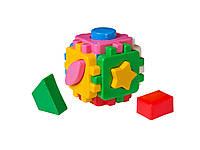 """Развивающая игрушка Куб """"Умный малыш Мини ТехноК"""" 1882 IU"""