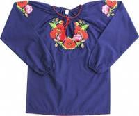 Нарядная вышиванка для девочек Mak (11-16 лет)