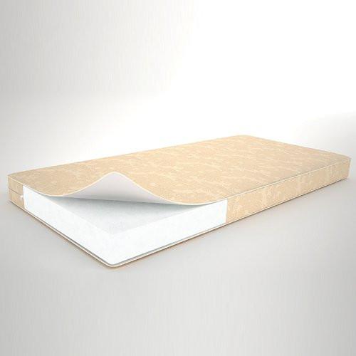 """Беспружинный матрас """"Холлофайбер"""" 10 см (120х60) ТМ Lux baby для детской кроватки"""