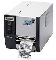 Термотрансферный принтер для промышленной печати этикеток Toshiba B-SX 5T (300dpi) , фото 1