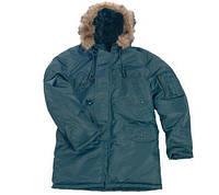 Куртка Аляска  «N3B» 100% Nylon, Teflon® by DuPont™ цвет синий  Германия M