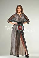 Платье женское Елочка универсальный размер 42-46
