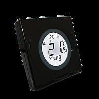 Электронный  регулятор температуры Salus ST620 (black)
