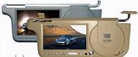 Портативный телевизор монитор в козырек DVD проигрыватель Opera 7003