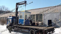 Перевозки по Днепропетровску манипулятором