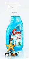 """Засіб д/скла """"Clime"""" 750мл  з нашатирним спиртом розпил./-390/12"""