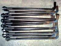 Болт фундаментный М20х1320 ГОСТ 24379 тип 1 исп. 1