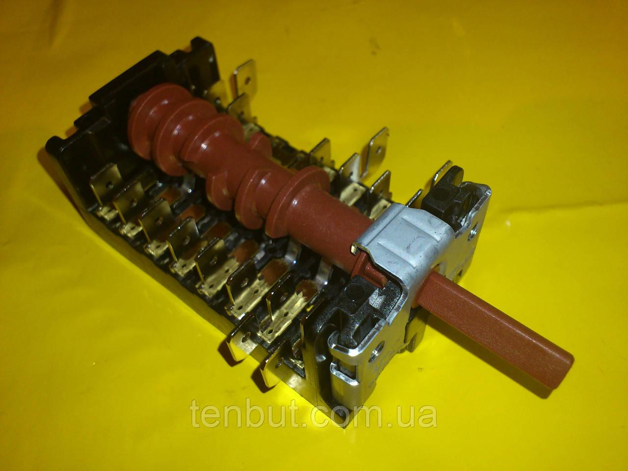 Переключатель для электроплиты HANSA 870800К / 7-ми позиционный производство Испания