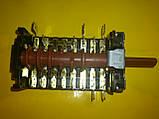 Переключатель для электроплиты HANSA 870800К / 7-ми позиционный производство Испания, фото 2
