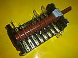 Переключатель для электроплиты HANSA 870800К / 7-ми позиционный производство Испания, фото 3