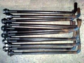 Болт фундаментный М36х2300 ГОСТ 24379 тип 1 исп. 1