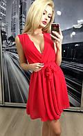 """Платье """"Ирэна"""", красное"""