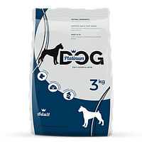 PLATINUM DOG ADULT сухой корм для взрослых собак 3 кг