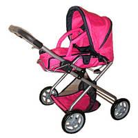 Детская коляска-трансформер 9380 для куклы Melogo