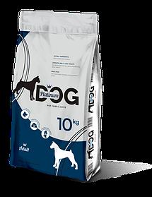 PLATINUM DOG ADULT сухой корм для взрослых собак, 10 кг