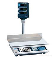 Весы торговые CAS AP-EX-6