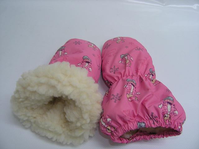 Варежки для малышей