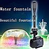 Насос для фонтана с подсветкой 40W  220V
