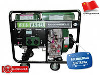 IRON ANGEL EGD 5000 CLE Дизельгенератор, 4.2 кВт