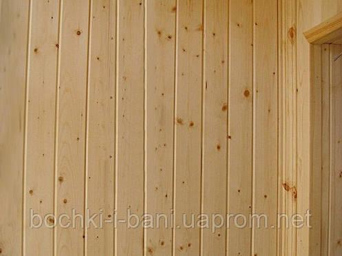 Вагонка сосна 4м, фото 2