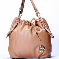 Женская сумка Tory Burch персиковая, фото 1