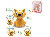 Интерактивная игрушка Кот F4-15 Tongde