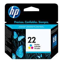 Картридж HP No.22
