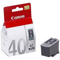 Картридж Canon PG-40Black