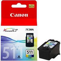 Картридж CL-511 CANON Pixma MP280, MP230, MP250 (Color)