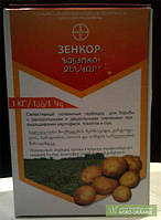 Гербицид Зенкор  (1кг. применяется для картофеля)