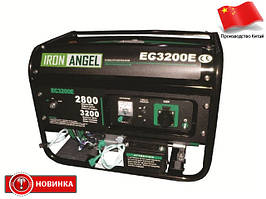 IRON ANGEL EG 3200Е-2 Бензиновый генератор