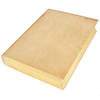 Шкатулка-книга деревянная