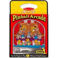 Настольная игра Melissa&Doug Дорожный пинбол Аркады (MD5369)