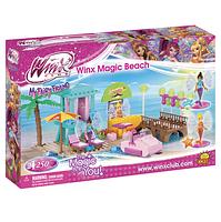 Конструктор COBI Winx, Волшебный пляж