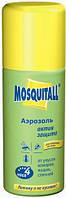 """Аерозоль """"Захист для Дорослих"""" від комарів і кліщів Москітол 100 мл"""