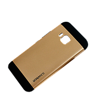 Бампер для HTC One M9 - SGP Slim Armor, золотой