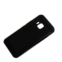 Бампер для HTC One M9 - SGP Slim Armor, черный