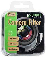 Съёмочный светофильтр PowerPlant UV 40.5 мм