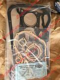 Набір прокладок двигуна Ваз 21011 2101 2102 2103 2104 2105 2106 2107 (79) повний, фото 3