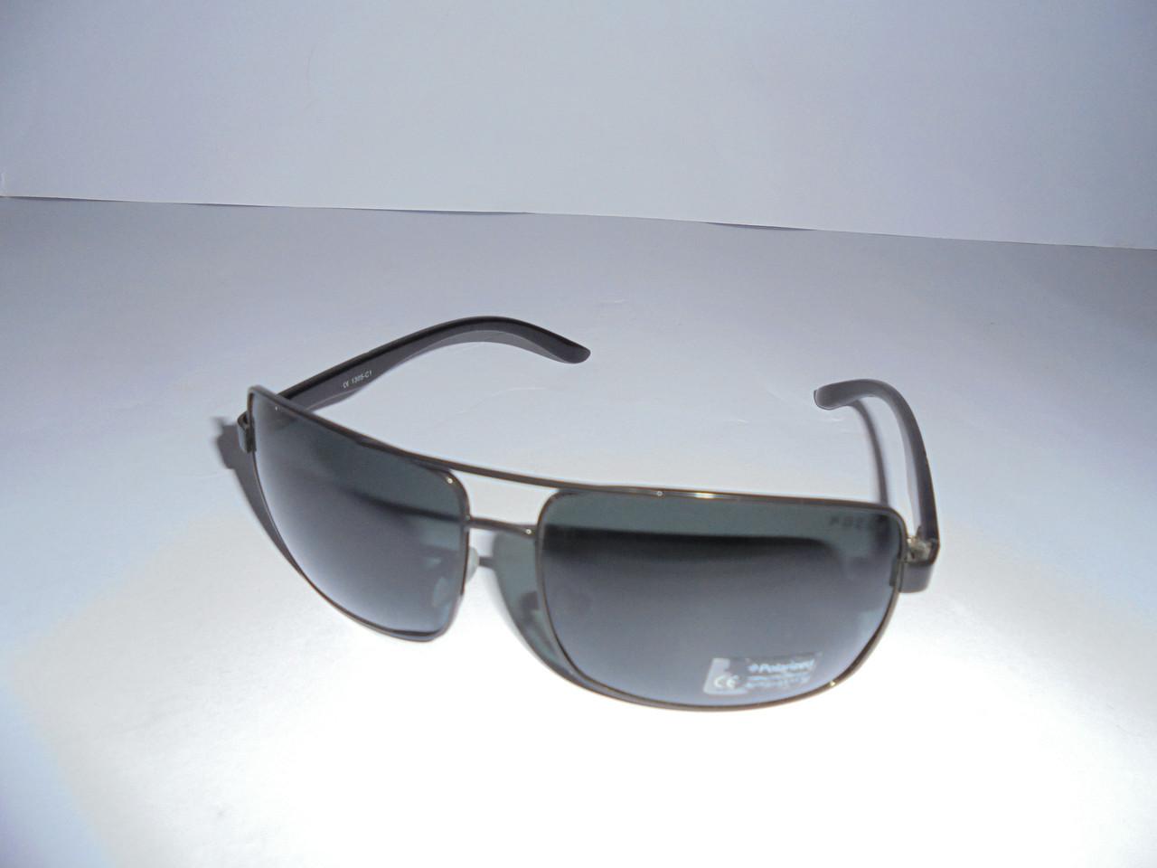 Мужские Солнцезащитные Очки Polaroid 6732, Стильные, Модный Аксессуар, Очки,  Мужские, Качество ,прямоугольные — в Категории