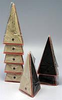 Баф-треугольник, баф треугольный полировочный YRE ВТ-00, бафики для ногтей