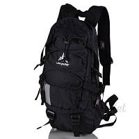 Надежный спортивный рюкзак Onepolar 910 велорюкзак эрго 15 литров черный серый