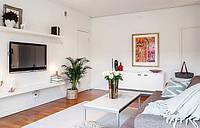 Практический дизайн: эргономика гостиной - советы + схемы