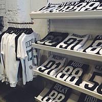 Именная футболка, футболка с надписью и номером
