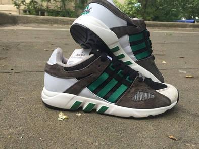 """Кроссовки Adidas Solebox x EQT Running Guidance 93 """"Sub Green"""""""