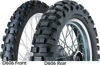 Dunlop D606 130/90 -18 69R R TT